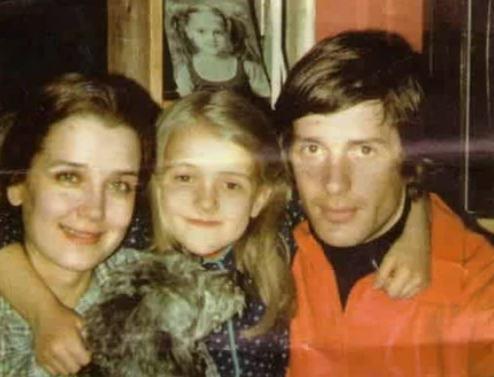 Абдулов, алферова, семья