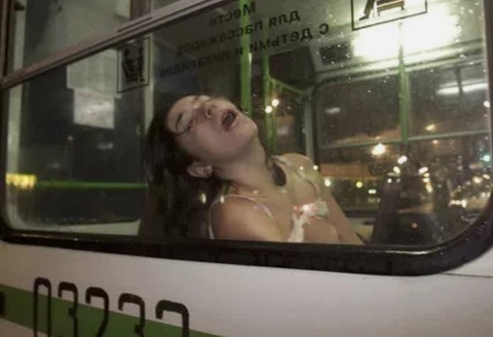 заложница, автобус
