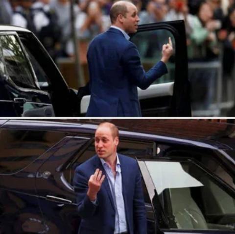 принц, жест