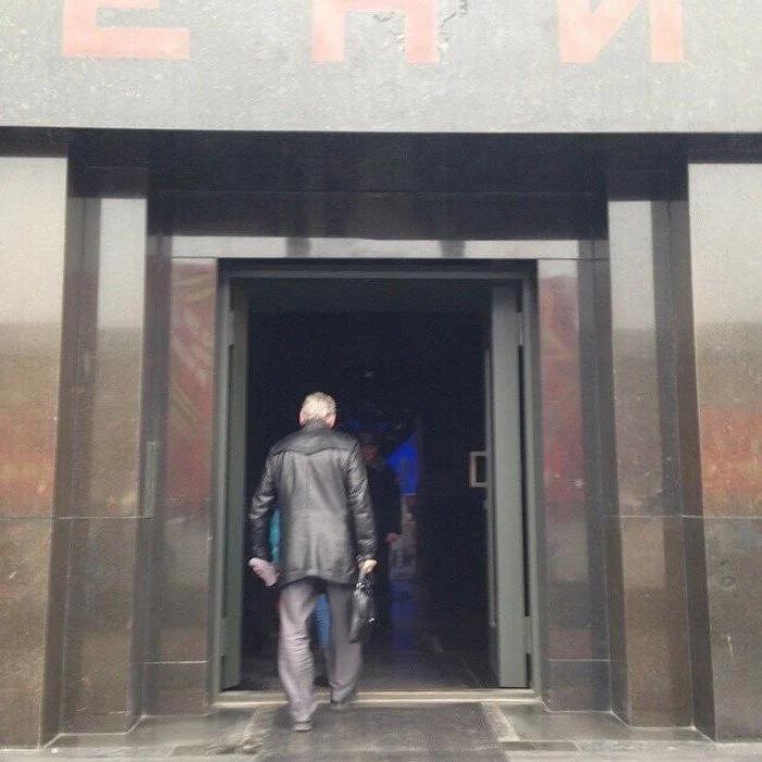 мавзолей, Ленин, фото