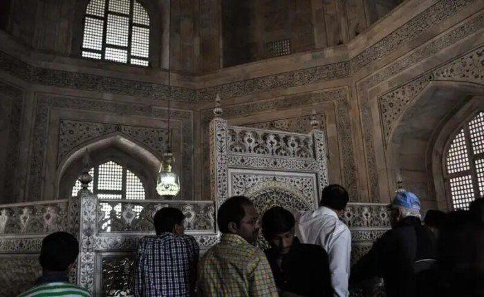 мечеть, дворец