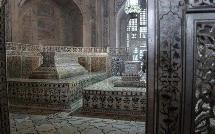 гробница, мечеть, дворец