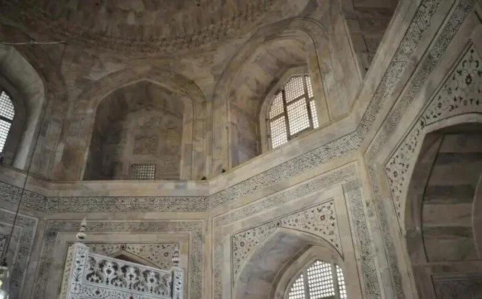 дворец, мечеть