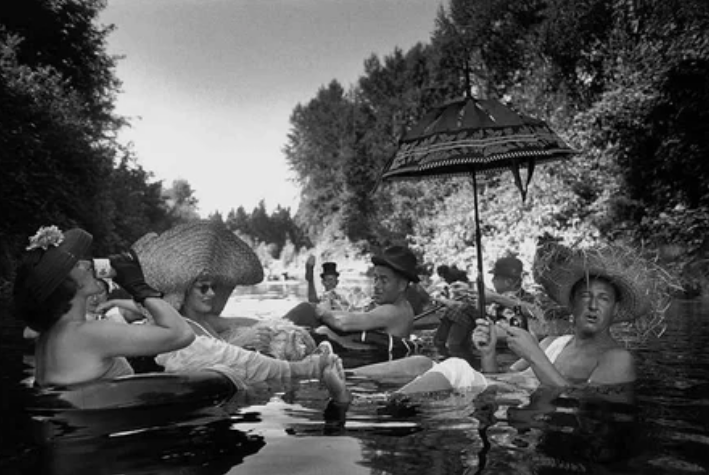 Отдых на шинах / Фото: ©masterok.livejournal.com