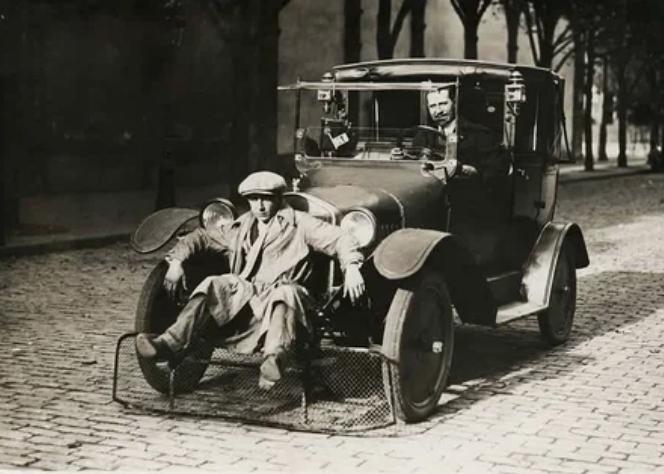 Транспортное средство 1920 года / Фото: ©masterok.livejournal.com