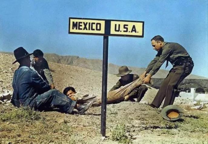Пограничники США борются с беглыми преступниками / Фото: ©masterok.livejournal.com