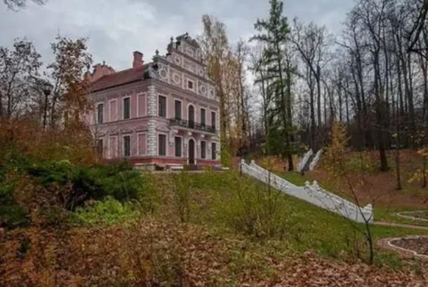 Усадьба Вороново - место, где можно найти клад