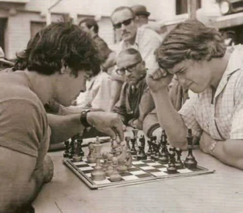 шахматы, соперники