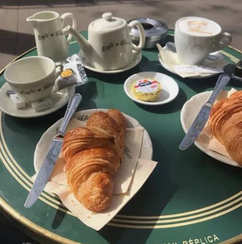 Французский завтрак