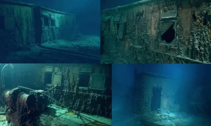Ни один механик Титаника не смог спастись