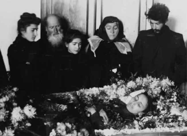 Сталин, похороны