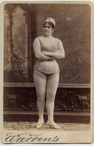 танцовщица, женщина