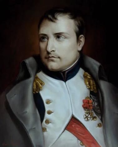 Napoleon Bonaparte Painting by Kalvis Zālītis Saatchi Art