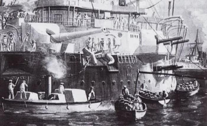Самая короткая война в истории длилась 38 минут
