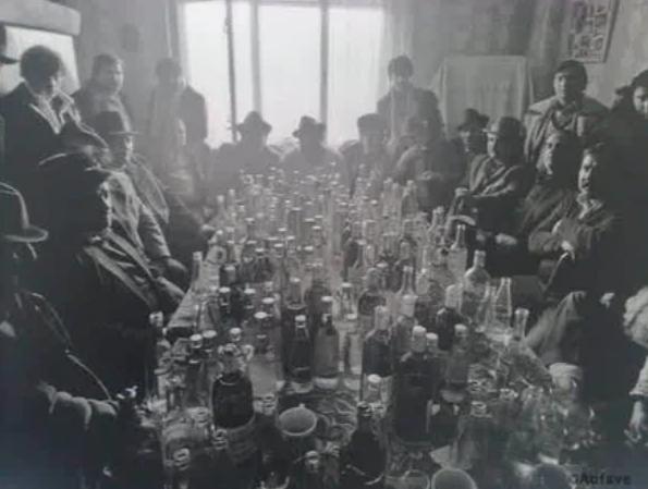 Свадьба в Румынии, 1930-е. Ничего лишнего