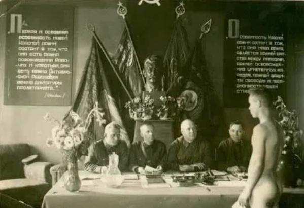 Призыв в армию, 1930-е