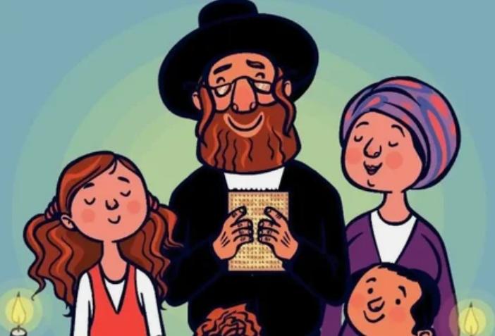 Еврей и жадность