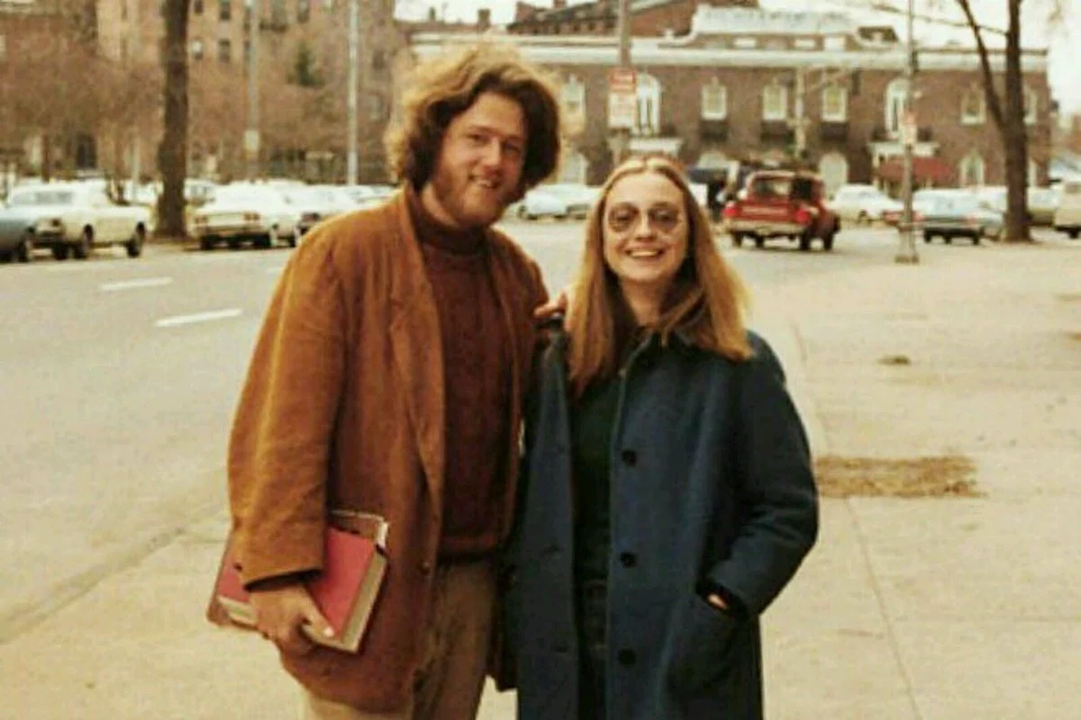 Клинтон, муж, жена