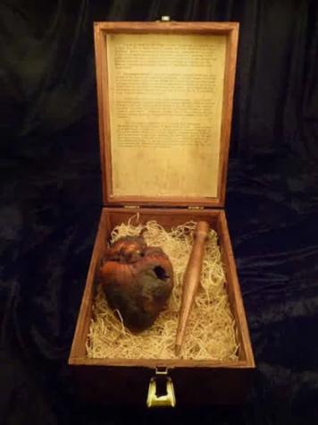 сердца Огюста Делагранжа