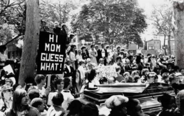 парад, народ, меньшинства