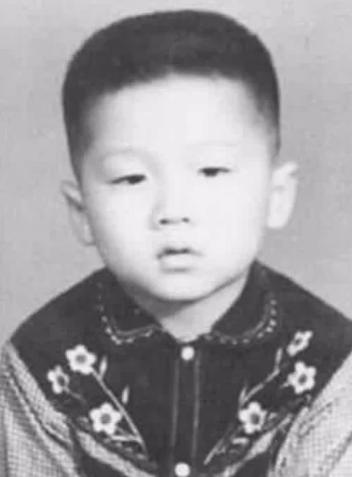 Джеки Чан, ребенок