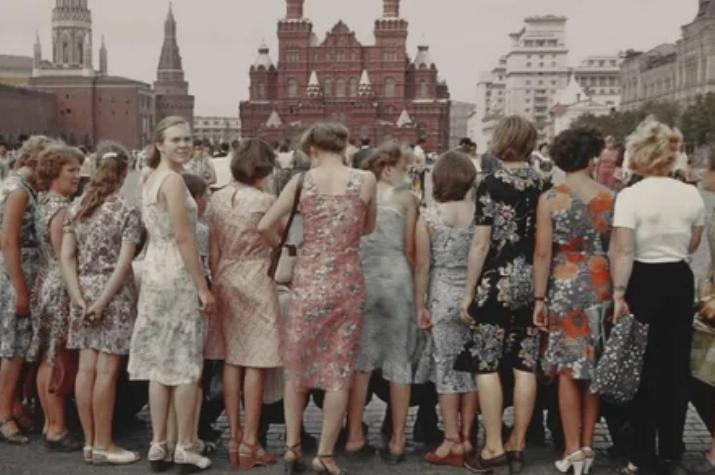 СССР, улица, мода