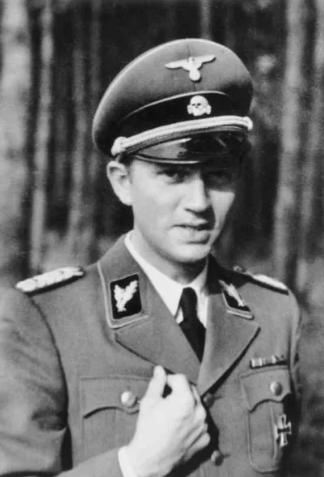 Шелленберг, офицер, Германия