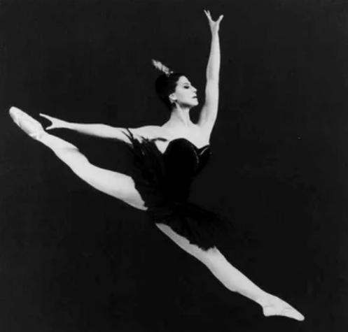 балерина, диета, Плисецкая