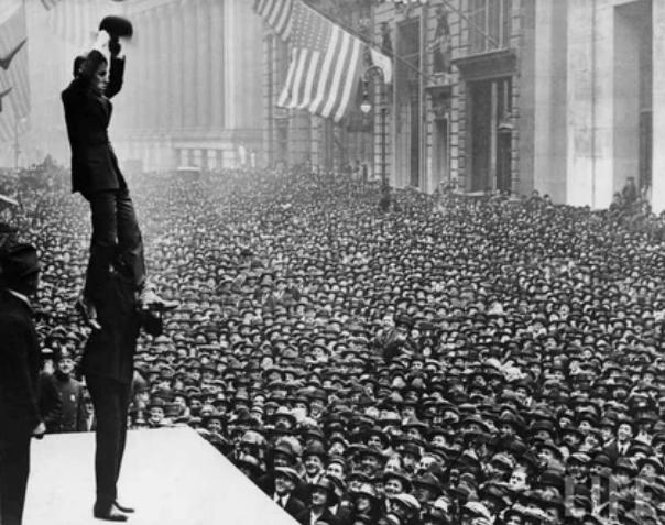 Чарли Чаплин 1918 год