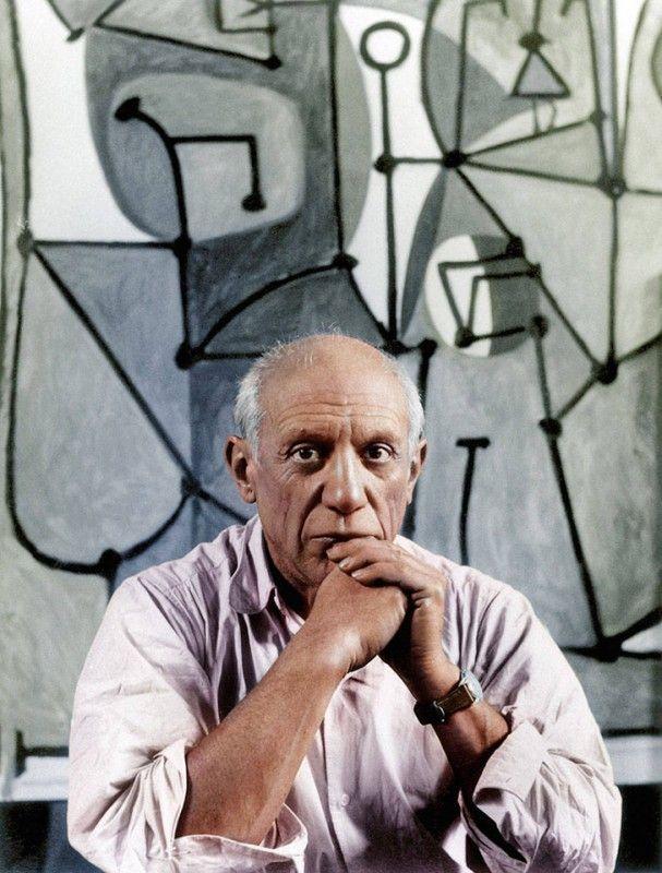 художник, Пикассо