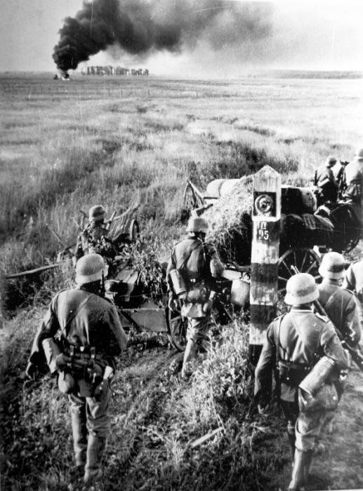 война, нападение, немцы