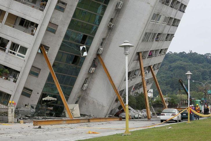 землетрясение, дом