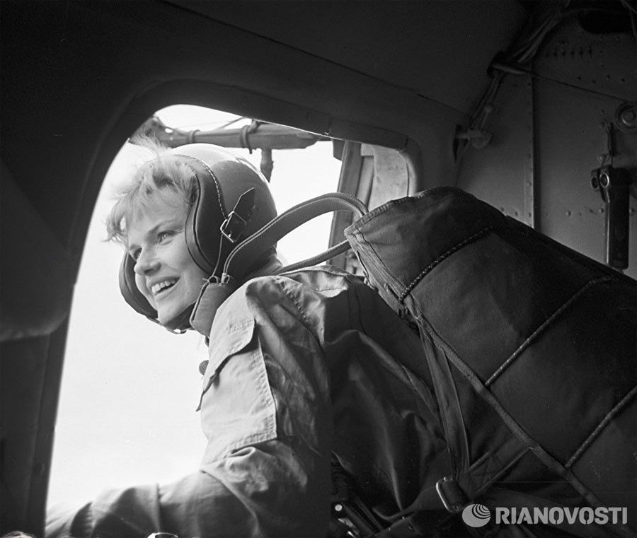 Александра Яковлева обладает недюжинной смелостью / Фото: ©musthaveforyou.mediasole.ru