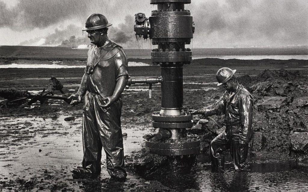 Большое Бурханское (Бурганское) нефтяное месторождение