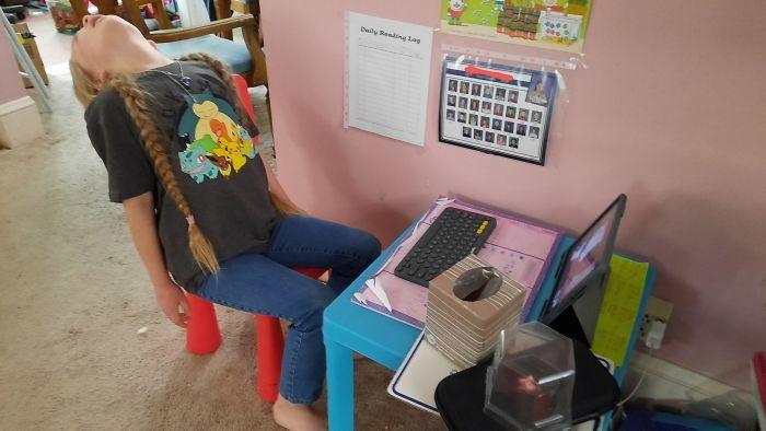 ребенок, обучение, дом