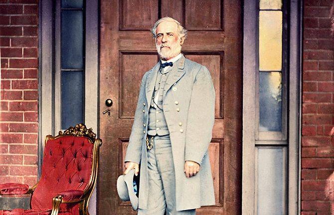 мужчина, генерал, портрет