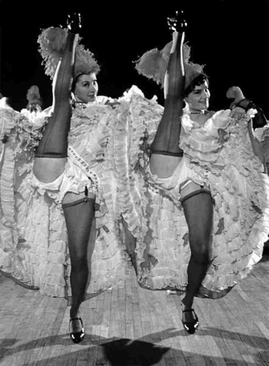 танцовщицы, танец
