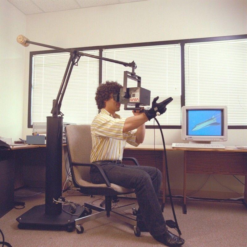 Станция виртуальной реальности