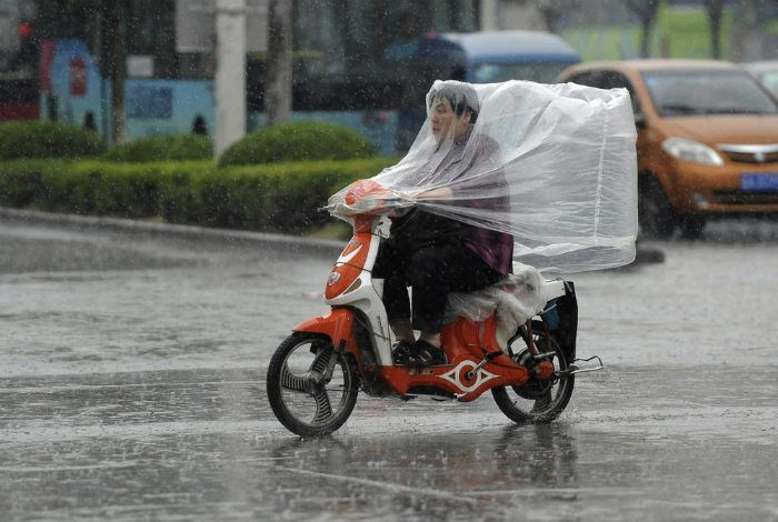 Когда срочно нужно в магазин / Фото:©klikabol.com