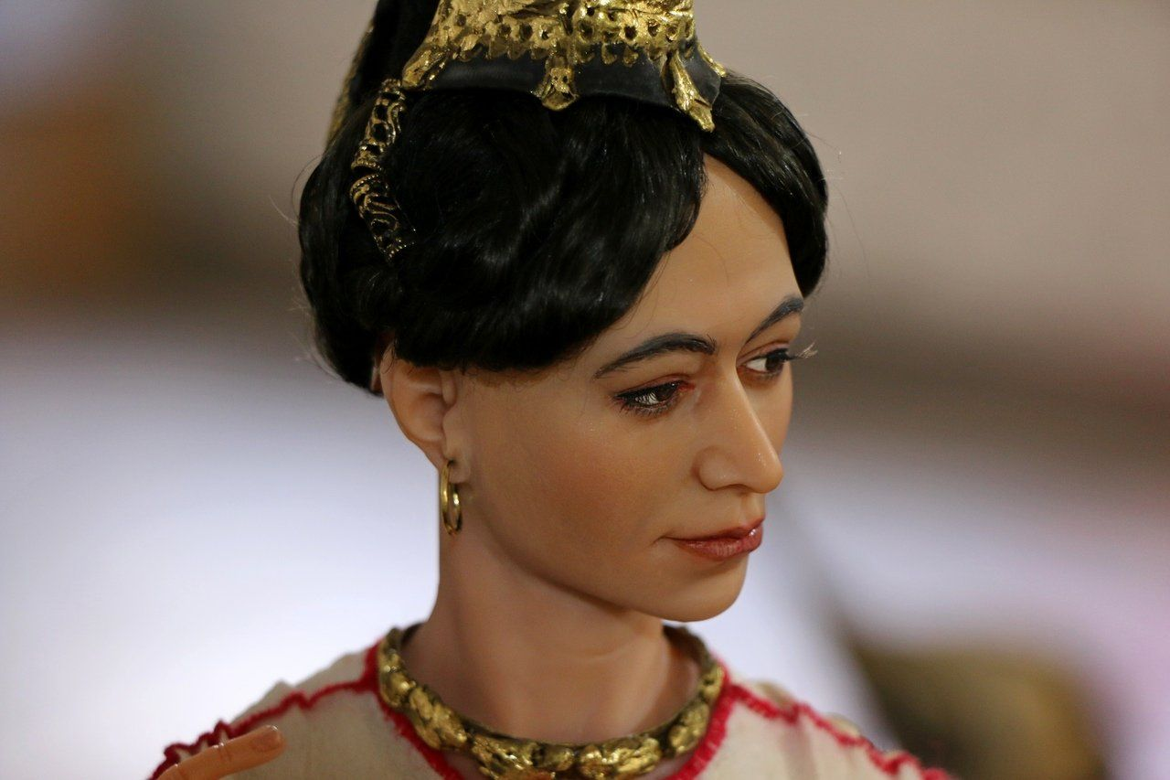 Принцесса Укока
