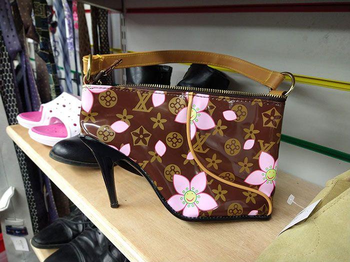 сумка, обувь, дизайн, провал