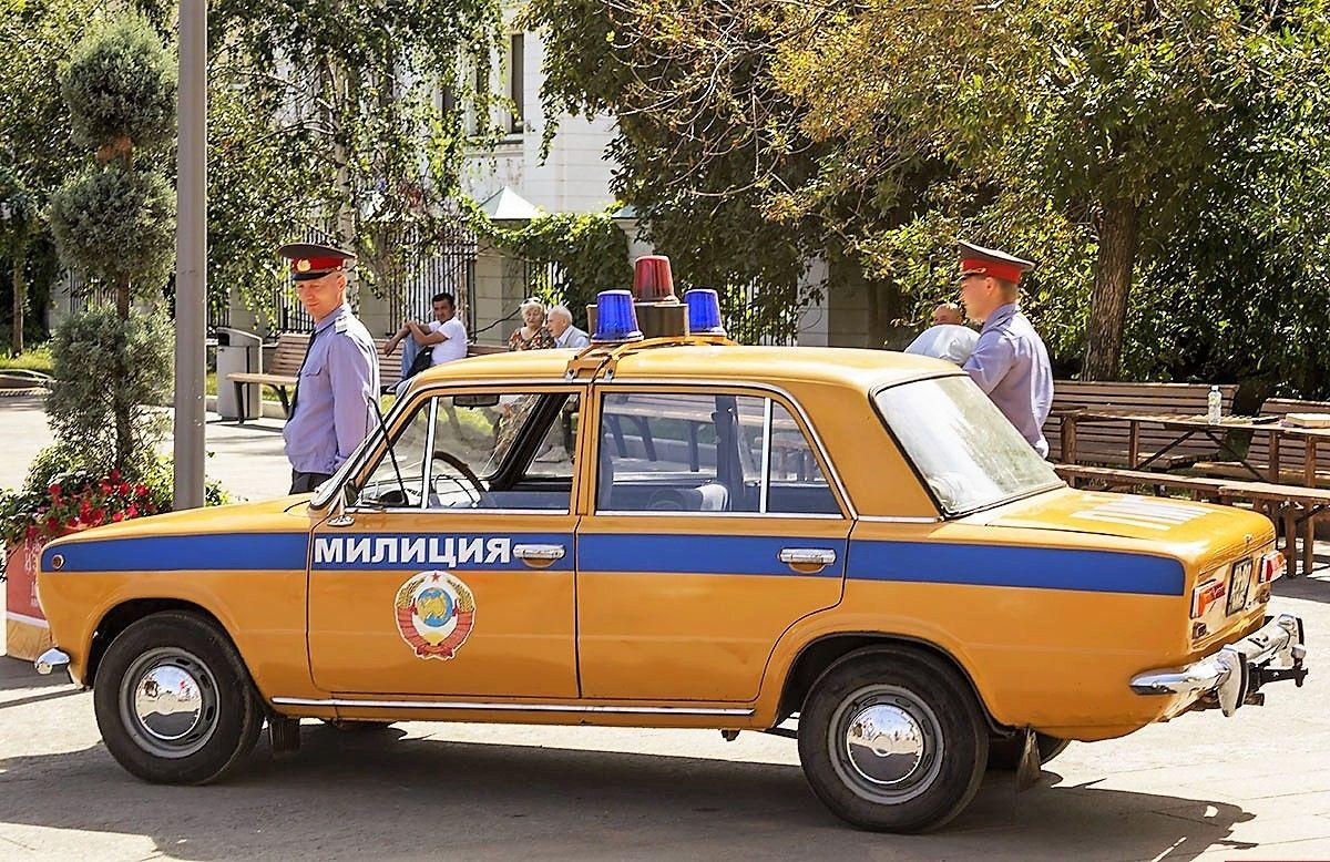 милиция, СССР