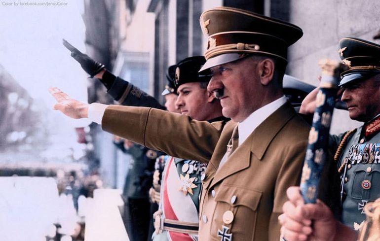 фюрер, Гитлер