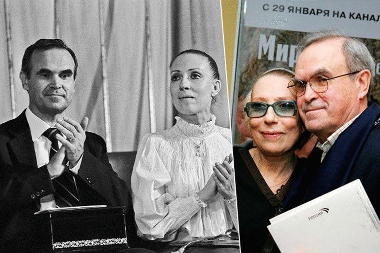 Чудесная пара актрисы и режиссера / Фото: ©showbiz.mediasole.ru