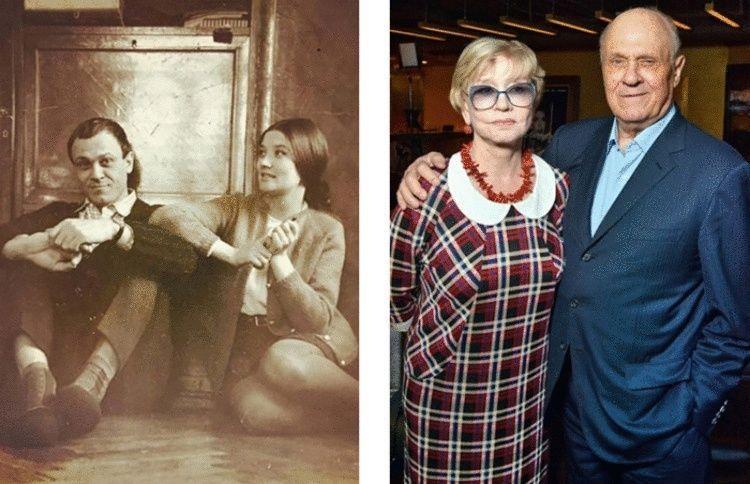 Одна из самых известных пар российского кино / Фото: ©showbiz.mediasole.ru