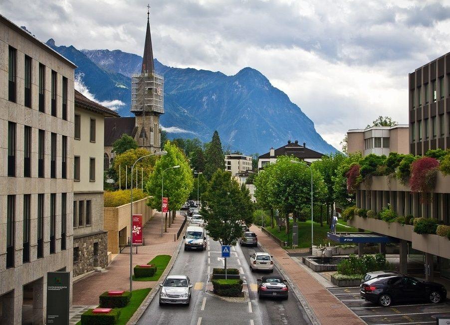 Лихтенштейн, столица