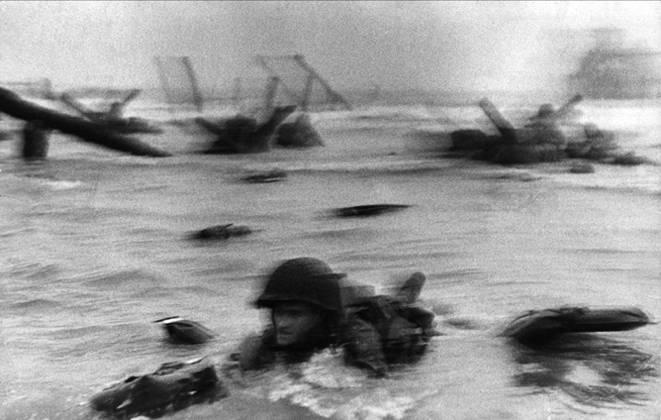 Высадка союзных войск в Нормандии в 1944 году