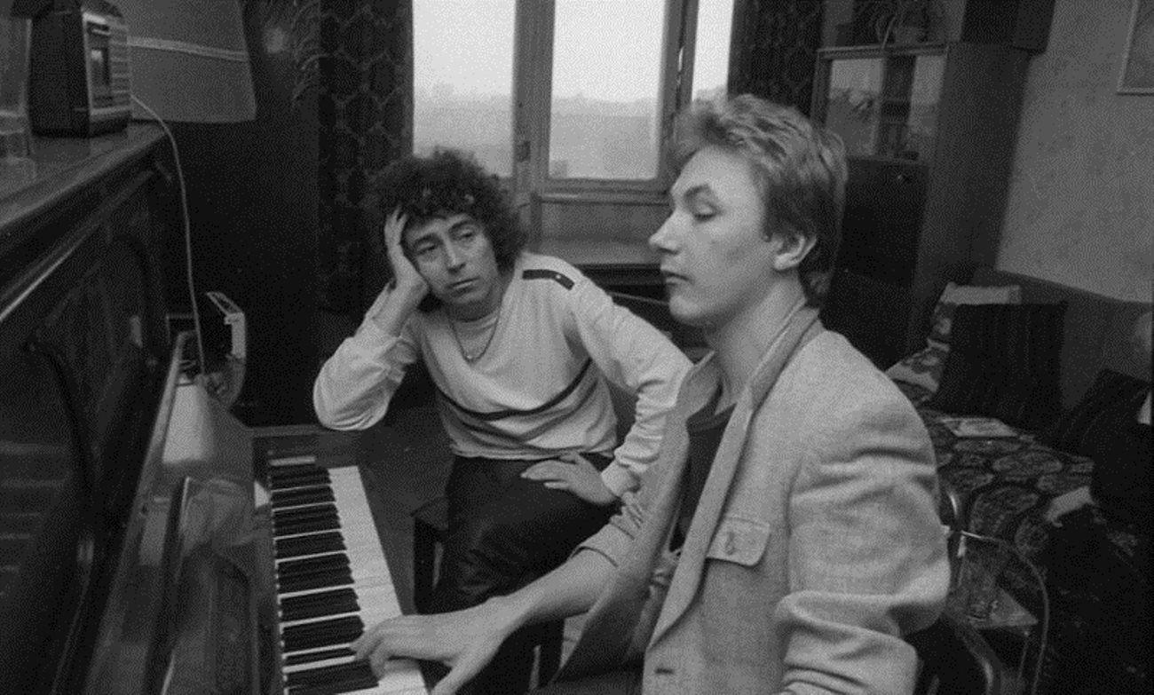 Николаев и Леонтьев