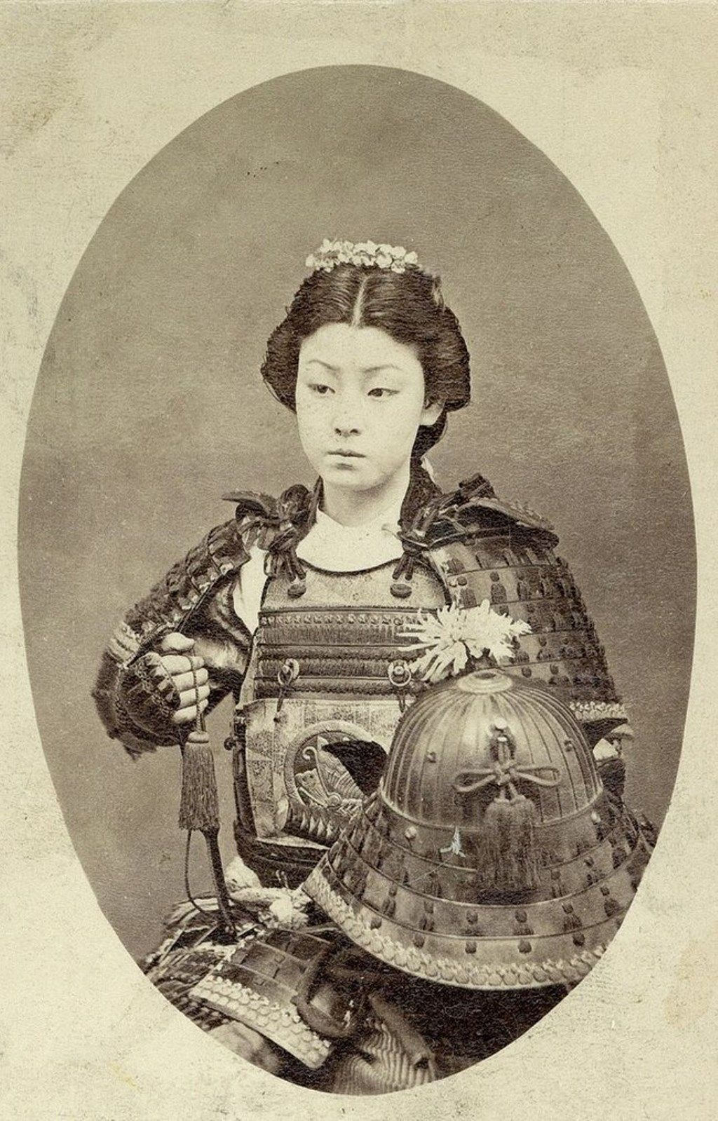 Воин самурай
