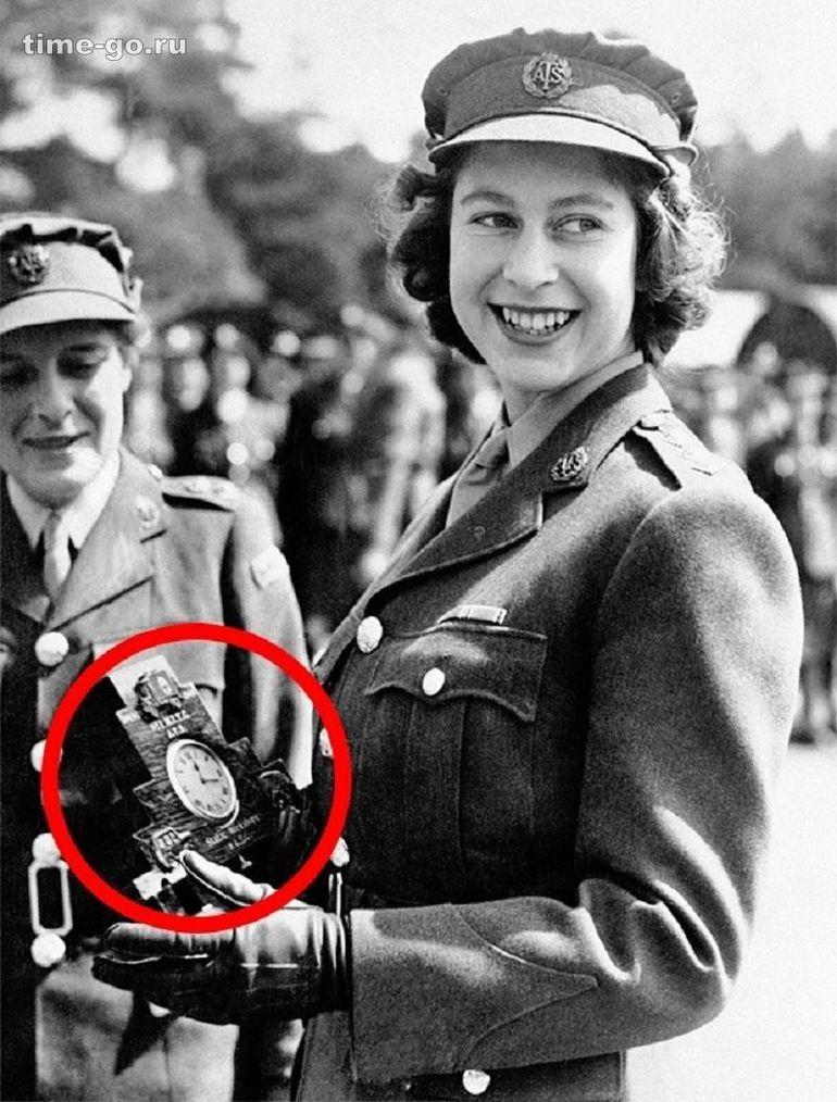 Елизавета II в 1945 году служила в армии / Фото: ©mirputeshestvij.mediasole.ru